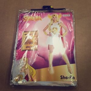 She-Ra Women's Costume New!